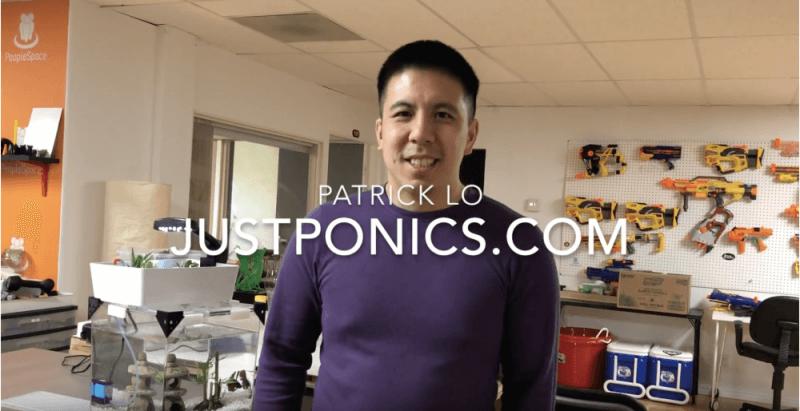 Desktop aquaponics